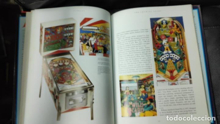 Libros: PINBALL THE LOURE OF THE SILVER BALL - Foto 12 - 187590352