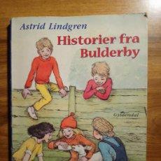 Libros: HISTORIER FRA BULDERBY - LINDGREN, ASTRID. Lote 197471192