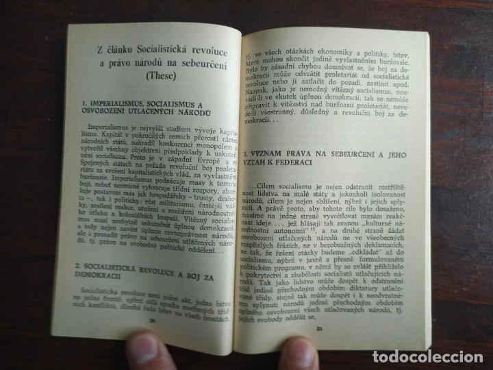Libros: Lenin, o socialistickem state, Z pokladnice Marxismu-Leninismu. Tratado Marxismo y Leninismo 1977 - Foto 5 - 199048520