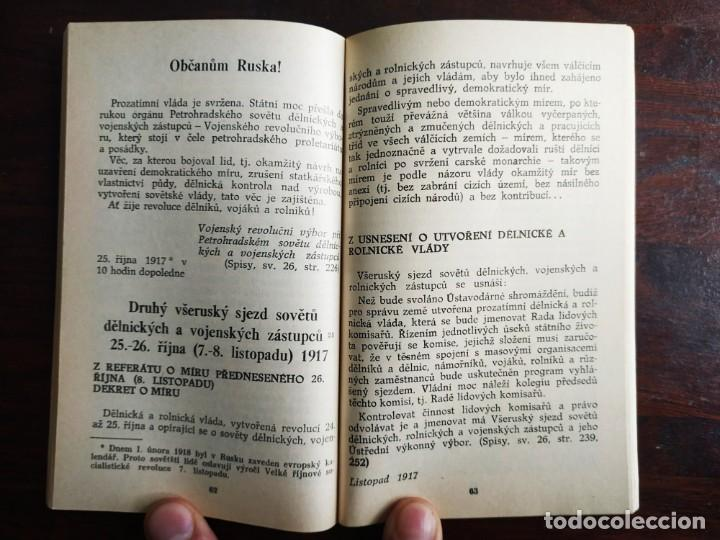 Libros: Lenin, o socialistickem state, Z pokladnice Marxismu-Leninismu. Tratado Marxismo y Leninismo 1977 - Foto 7 - 199048520
