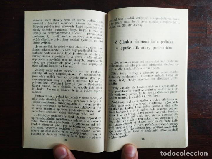 Libros: Lenin, o socialistickem state, Z pokladnice Marxismu-Leninismu. Tratado Marxismo y Leninismo 1977 - Foto 9 - 199048520