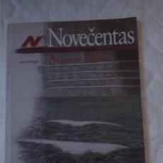Libros: NOVECENTAS. MONÓLOGAS. ALESSANDRO BARICO. CHARI B DE VILNIUS. 2000 (LIBROS EN LITUANO). LITUANIA. Lote 206455750
