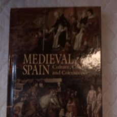 Libros: MEDIEVAL SPAIN. CULTURE, CONFLICT AND COEXISTENCE. ROGER COLLINS. ANTHONY GOODMAN.PALGRAVE MACMILLAN. Lote 207570927