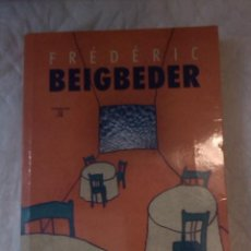 Libros: WINDOWS ON THE WORLD. FREDERIC BEIGBEDER. TYTO ALBA VILNIUS. 2004. LITUANIA. LITUANO.. Lote 207665181