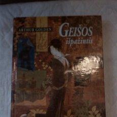 Libros: GEISOS ISPAZINTIS. ARTHUR GOLDEN. ALGARVÉ VILNIUS. 1999. LITUANIA. LITUANO.. Lote 207670448