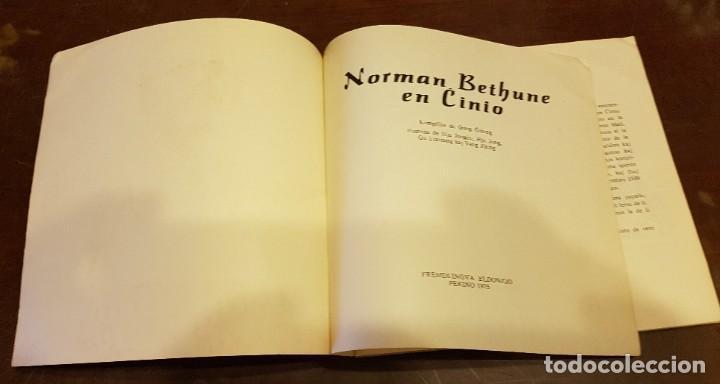 Libros: NORMAN BETHUNE EN CINIO - IDIOMA ESPERANTO - Foto 2 - 208808513