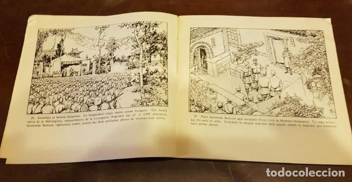 Libros: NORMAN BETHUNE EN CINIO - IDIOMA ESPERANTO - Foto 4 - 208808513
