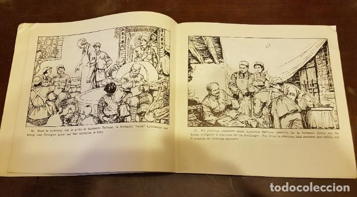 Libros: NORMAN BETHUNE EN CINIO - IDIOMA ESPERANTO - Foto 5 - 208808513