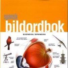 Libros: DICCIONARIO VISUAL SUECO - ESPAÑOL. Lote 209640318