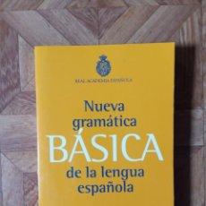 Libros: NUEVA GRAMÁTICA BÁSICA DE LA LENGUA ESPAÑOLA 2011. Lote 224846473