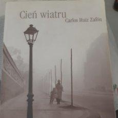 Libros: CIEN WIATRU. Lote 257461310