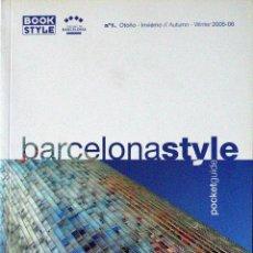 Libros: BARCELONA STYLE INVIERNO 2005-2006. Lote 67387497