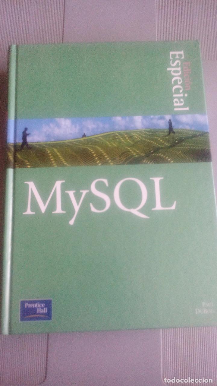 MYSQL - EDICION ESPECIAL - PAUL DUBOIS (Libros Nuevos - Ocio - Informática - Diseño)