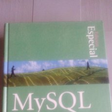 Libros: MYSQL - EDICION ESPECIAL - PAUL DUBOIS. Lote 106905719