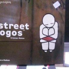 Libros: STREET LOGOS , TRISTAN MANCO .THAMES &HUDSON. Lote 108263879