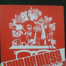 Libros: LORDOFMESS, MY HEAD IS A TOWNSHIP. Lote 108268231