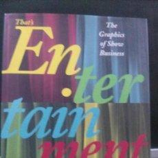 Libros: THAS EN TER TAM MENT . STEVE HELLER &ANNE FINK. Lote 108268755