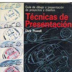 Libros: TECNICAS DE PRESENTACION DE DICK POWELL. Lote 122710315
