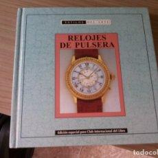 Livres: LIBRO SOBRE LA HISTORIA DE LOS RELOJES . Lote 131555330