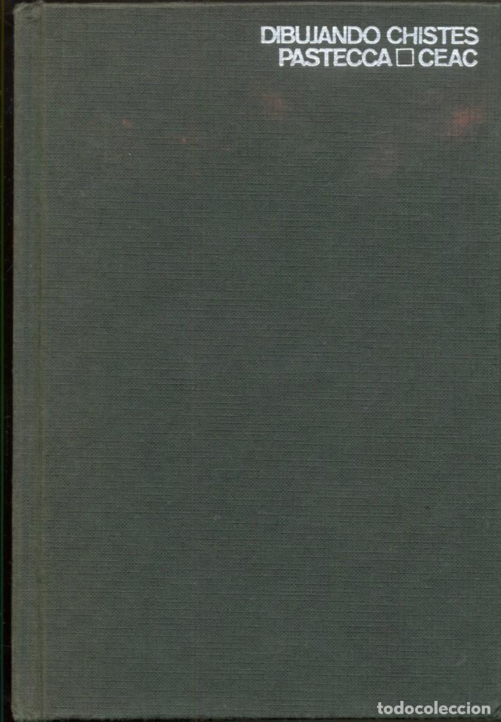 DIBUJANDO CHISTES - PASTECCA - CEAC - 1969 (Libros Nuevos - Ocio - Informática - Diseño)