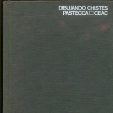 Libros: DIBUJANDO CHISTES - PASTECCA - CEAC - 1969. Lote 150116922