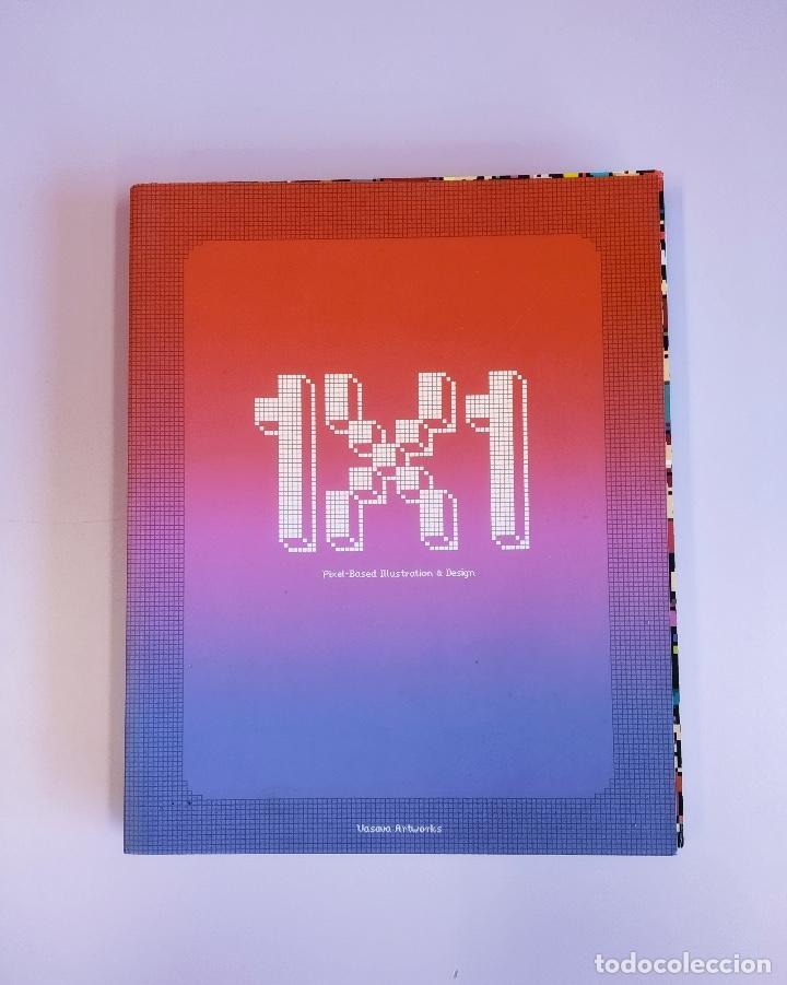 LIBRO 1X1. PIXEL-BASED ILUSTRATION & DESIGN. EDITORIAL VASAVA ARTWORKS (Libros Nuevos - Ocio - Informática - Diseño)