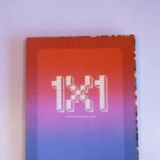 Livres: LIBRO 1X1. PIXEL-BASED ILUSTRATION & DESIGN. EDITORIAL VASAVA ARTWORKS. Lote 150786706