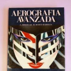 Libros: LIBRO AEROGRAFÍA AVANZADA. EDITORIAL HERMANN BLUME. Lote 150787002