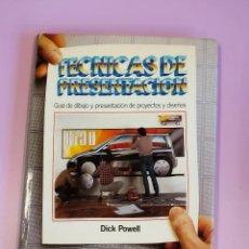 Libros: TÉCNICAS DE PRESENTACIÓN DE DICK POWELL. Lote 150788130