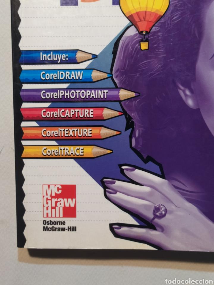 Libros: Coreldraw 9. Iniciación y referencia. Mac Graw Hill. - Foto 2 - 204095003