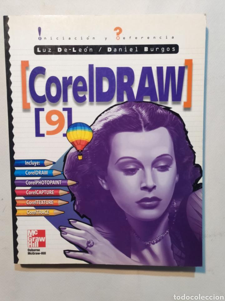 CORELDRAW 9. INICIACIÓN Y REFERENCIA. MAC GRAW HILL. (Libros Nuevos - Ocio - Informática - Diseño)