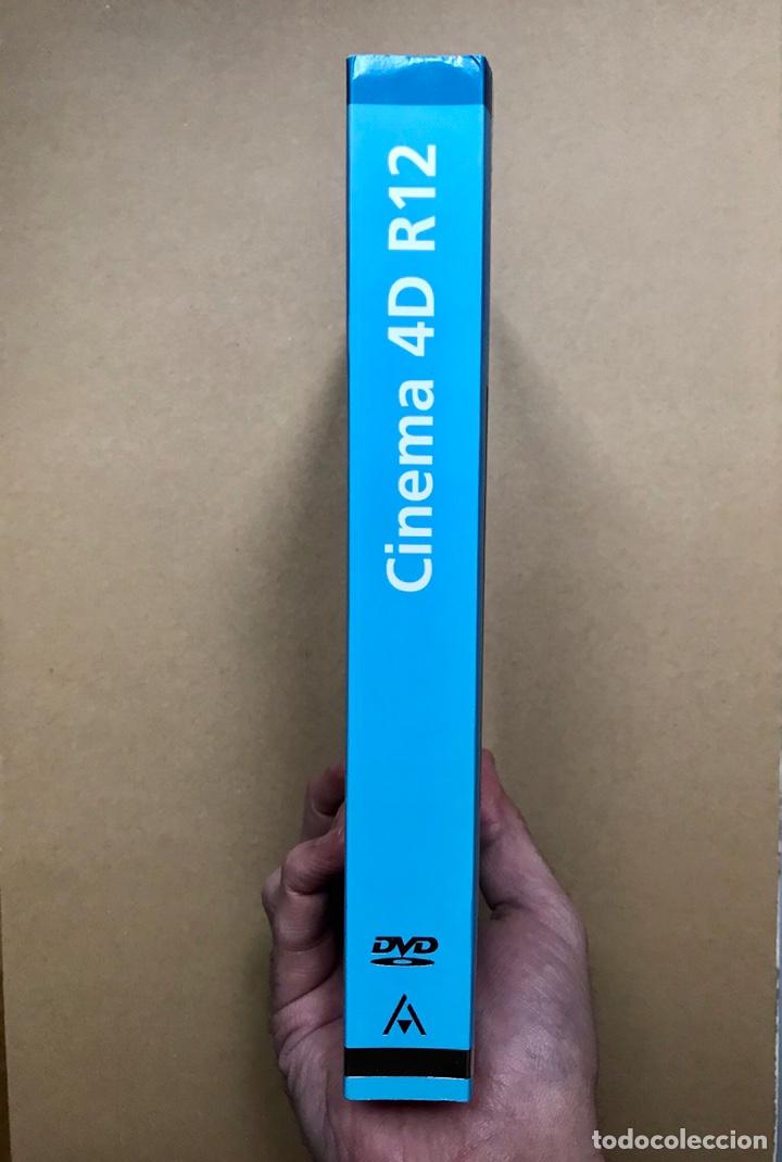 Libros: Cinema 4D R12 (incluye CD) - Anaya Multimedia - DESCATALOGADO (nuevo) - Foto 3 - 223216333