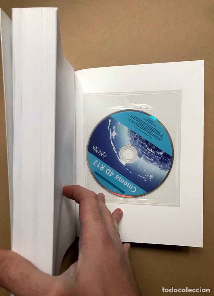 Libros: Cinema 4D R12 (incluye CD) - Anaya Multimedia - DESCATALOGADO (nuevo) - Foto 4 - 223216333