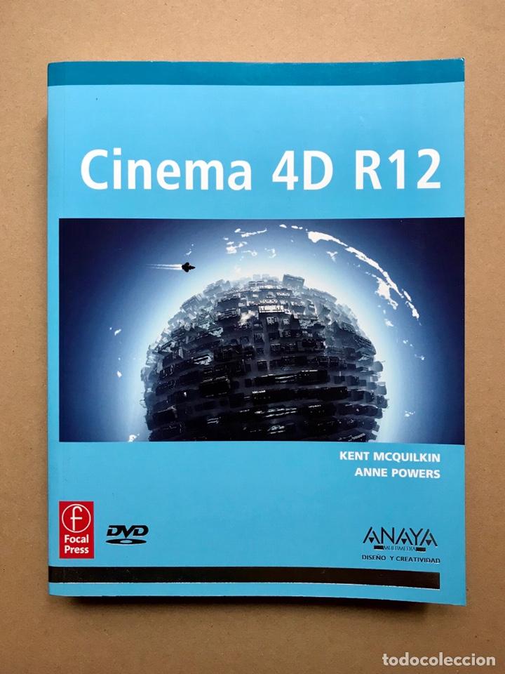 CINEMA 4D R12 (INCLUYE CD) - ANAYA MULTIMEDIA - DESCATALOGADO (NUEVO) (Libros Nuevos - Ocio - Informática - Diseño)