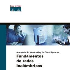 Libros: CISCO PRESS: FUNDAMENTOS DE REDES INFORMATICAS (CD-ROM INCLUIDO) - NUEVO !!!. Lote 54236143
