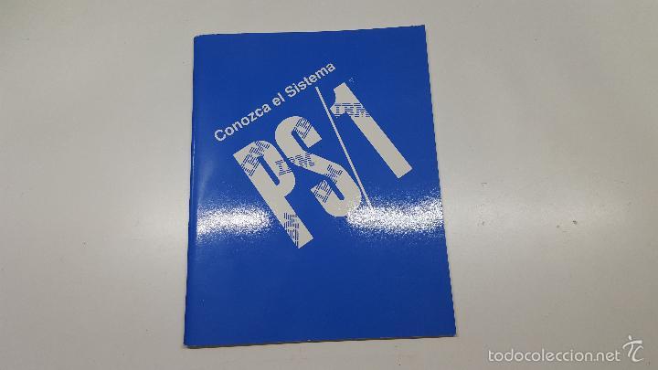CONOZCA EL SISTEMA PS/1 IBM (Libros Nuevos - Ocio - Informática - Informática práctica)