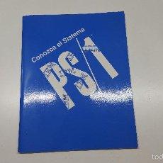 Libros: CONOZCA EL SISTEMA PS/1 IBM. Lote 61283223