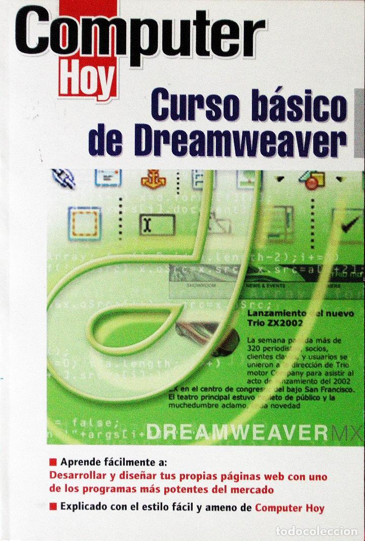 CURSO BÁISCO DE DREAMWEAVER (Libros Nuevos - Ocio - Informática - Informática práctica)