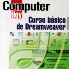 Libros: CURSO BÁISCO DE DREAMWEAVER. Lote 67386705