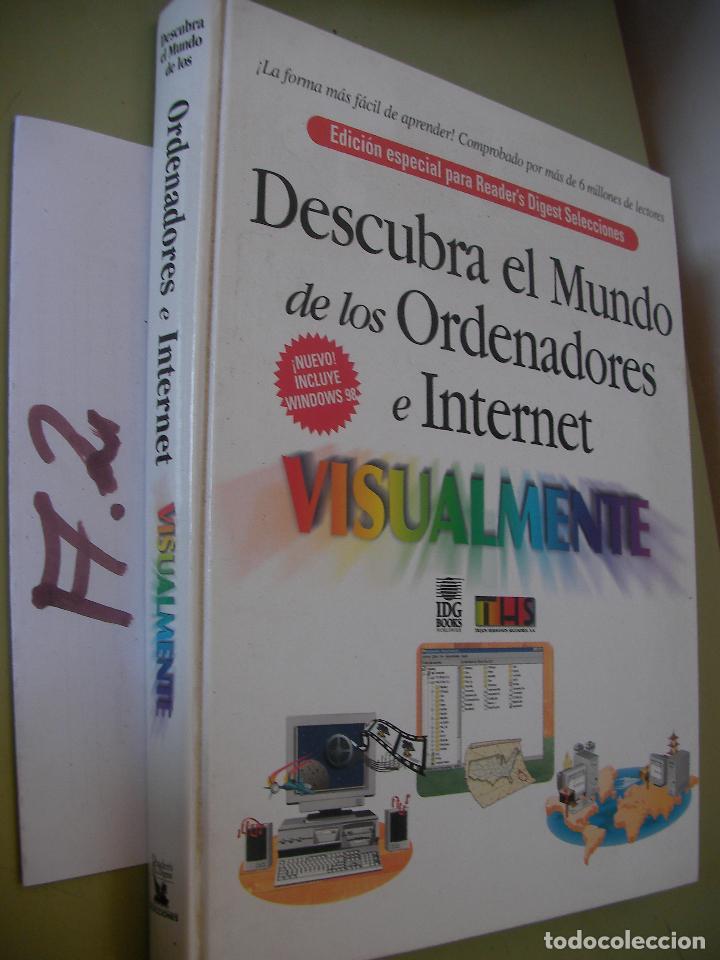 DESCUBRA EL MUNDO DE LOS ORDENADORES E INTERNET (Libros Nuevos - Ocio - Informática - Informática práctica)
