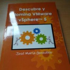 Libros: LIBRO VMWARE ESPAÑOL. Lote 111586140