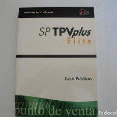 Libros: SP TPVPLUS-ÉLITE. GRUPO SP-MADRID. EDICIÓN 2001. NUEVO.. Lote 136366002