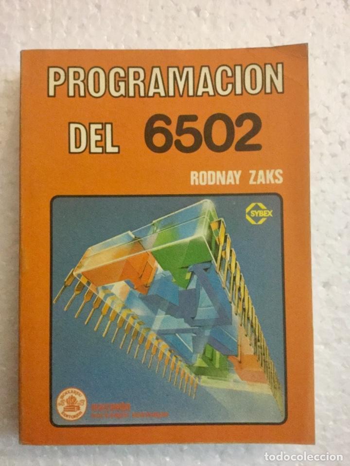 PROGRAMACIÓN DEL 6502. MARCOMBO. NUEVO (Libros Nuevos - Ocio - Informática - Informática práctica)