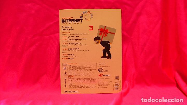 Libros: compact disc, todo sobre internet, nº 3 de compras tiendas outlet. - Foto 2 - 150156406