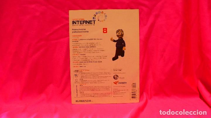 Libros: compact disc, todo sobre internet, nº 8 promocionarse profesionalmente. - Foto 2 - 150160054