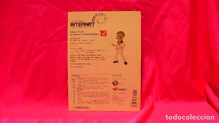 Libros: compact disc, todo sobre internet, nº 15, cómo y dónde se expresan nuestros jóvenes. - Foto 2 - 150160582