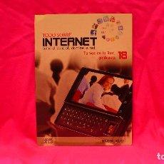 Libros: COMPACT DISC, TODO SOBRE INTERNET, Nº 18, TU VOZ EN LA RED, PODCAST.. Lote 150160958