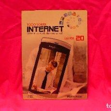Libros: COMPACT DISC, TODO SOBRE INTERNET, Nº 20., LOS RSS. Lote 150161238