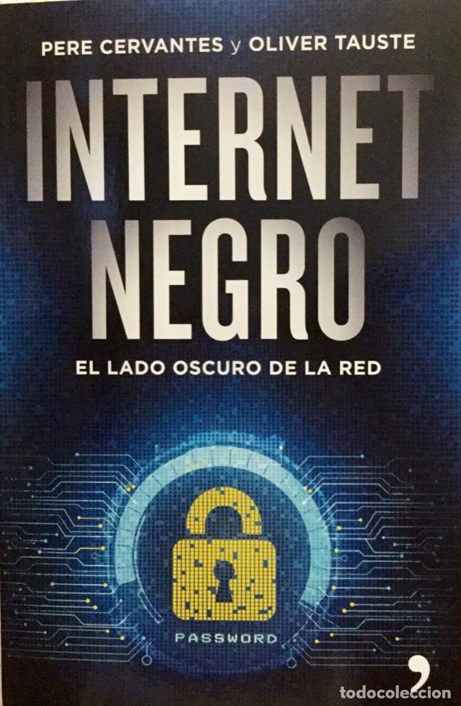 INTERNET NEGRO. NUEVO REF: AX310 (Libros Nuevos - Ocio - Informática - Informática práctica)