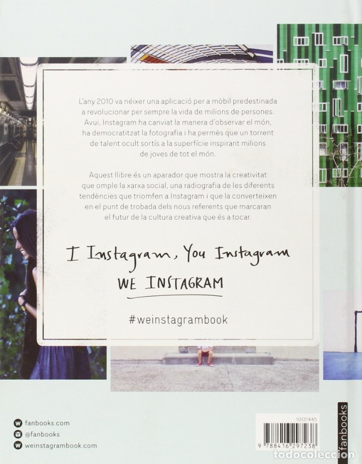 Libros: We Instagram (2015) - Martaar - ISBN: 9788416297238 - Foto 2 - 174896739